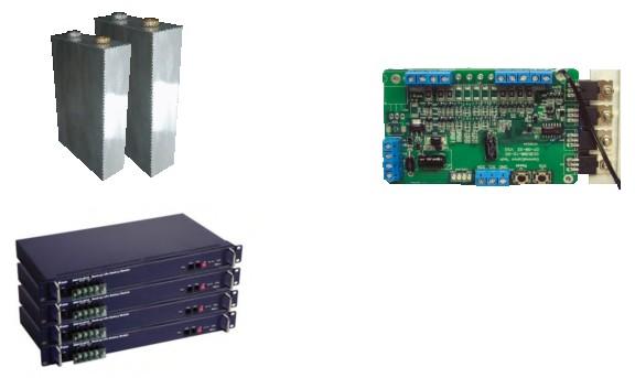 单体磷酸铁锂电池,并广泛投入市场使用.